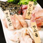 札幌でワニの肉を食べてみた《内臓天国》